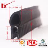 Guarnizioni di gomma EPDM del portello approvato di Ts16949, guarnizione di gomma della porta a lamelle