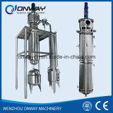 Evaporatore rotativo della mini ruspa spianatrice su efficiente di vuoto di Tfe