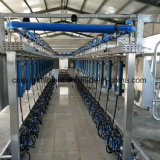 Auto 컵 떨어져 System를 가진 2*20 암소 Auto Milking Parlour System