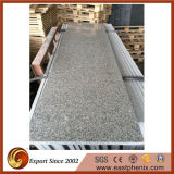 Telha branca de cristal do granito G603 da fonte para telhas da parede