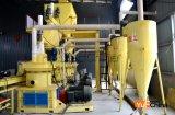 Linea di produzione della pallina del residuo della lavorazione del legno