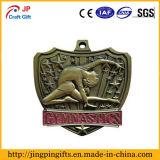 Custom Alliage de zinc haute qualité pour le Marathon de la médaille de métal