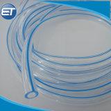 食糧医学等級PVCプラスチック透過屈曲ホースの明確な栄養管