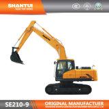 Shantui горячая продажа 21t гусеничный Китая Weichai210-9 мини-экскаватор двигателя (SE)