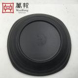 """Plaque de dîner de grand dos de vaisselle de vaisselle d'art de mélamine (4407 7.5 """")"""