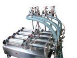 Flüssiges Reinigungsmittel-Füllmaschine der Tischplatte-4-Head