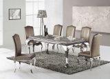 870# de Europese Moderne Kunstmatige Marmeren Eettafel van de Stijl
