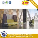 A europa moderna concepção de couro de metal de aço Aguardando Office sofá (HX-S362)