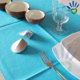 使い捨て可能で明白な印刷されたカスタマイズされたテーブルクロス