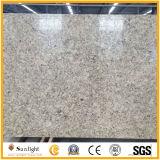 Azulejos de suelo artificiales de la cocina/del cuarto de baño de la piedra del cuarzo de la chispa gris barata
