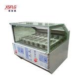 B21 Мороженое витрина для продажи (прямой форме один)