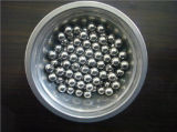 7/32 Zoll glänzend, silberne Kugel des Edelstahl-SS304 für Fahrrad, Peilungen, Maschine, elektrisches G500 5.556mm
