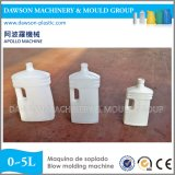 Extrusion automatique de bouteille de HDPE de corps creux de machine détergente de soufflage