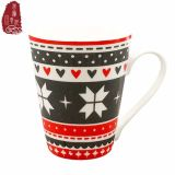 350mlクリスマスの昇進の陶磁器のコーヒー茶マグ