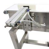 Combinazione del pesatore dell'assegno e del metal detector