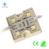 módulo de 4X SMD5050 LED impermeable para la carta de la publicidad al aire libre /Channel/el rectángulo ligero