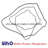 O EPDM/NBR/FKM/as vedações de borracha de silicone/Viton / Anel de Vedação de Borracha