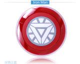 Heißes Verkauf Kristall-USB-Telefondrahtlose Qi-Aufladeeinheit zu Großhandelspreis