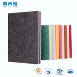 Panneau acoustique neuf d'isolation de fibre de polyester pour l'insonorisation d'hôtel