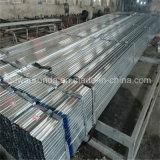 20X20m m galvanizaron el tubo de acero para hacer los muebles