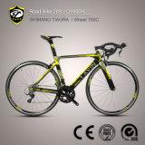 중국 자전거 제조자 Shimano Tiagra 탄소 섬유 도로 자전거 인종 자전거