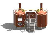 La cerveza de barril hace las máquinas de la fermentación de la máquina para hacer las cervezas