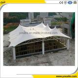 Membrana impermeabile del PVC di rinforzo maglia della vetroresina per i tetti del workshop