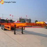 Remorque chaude de squelette d'essieux de la vente 2 de la Chine