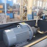 nc hydraulic swing beam shear, nc swing beam shear, punt cutting shear machine