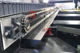 3000W 4000W 6000W Edelstahl-/Kohlenstoffstahl-Faser-Metalllaser-Scherblock-Maschine