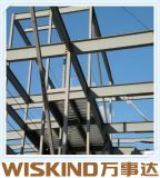 Estrutura de aço industrial derramado/armazém/Prédio, Prédio de Estrutura de aço