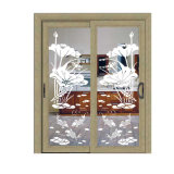 Алюминиевая раздвижная дверь с дешевым ценой