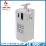 Batería recargable incorporada linterna LED
