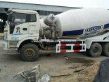 يستعمل خرسانة شاحنة خلّاط [أومن] [هووو] رخيصة سعر خلّاط شاحنة