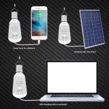На солнечной энергии 7 Вт Светодиодные лампы аварийного аккумулятор для кемпинга