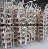 옥외 단단한 나무로 되는 가구 결혼식 목제 의자 대중음식점 연회 의자 (M-X3773)