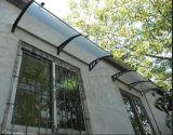 Тент UV листа поликарбоната предохранения складывая для балкона