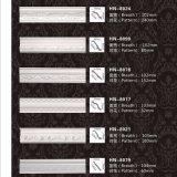 PU Victorian arquitectónica de los moldeados de la cornisa del poliuretano que moldea Hn-8048