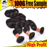 100% naturel 9un Brésilien Cheveux humains