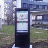屋外LCD表示を広告する高い明るさの習慣