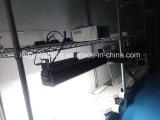 Meanwell controlador IP67 hizo Almacén de 600 mm de iluminación LED 100W Lámpara de alta potencia lineal