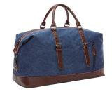 Повседневный Canvas дамской сумочке брелоки больших поездок в выходные дни Duffel Bag