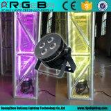 PARITÀ 36 RGBW 4in1 del LED