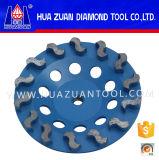 Абразивные диски чашки этапа диаманта