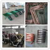 Автоматическая система ЧПУ изгиба трубопровода гидросистемы машины для металла