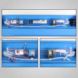 CO2 50W Laser-Stich-Ausschnitt-Maschine 300mm*500mm