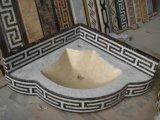 Vente chaude ! Le bassin de dessus de vanité de bassin de bassin de salle de bains de granit