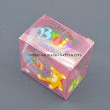 Rectángulo plegable de empaquetado impreso color de encargo del embalaje del juguete con la ventana