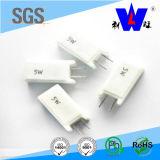 Resistore variabile Wirewound incassato di ceramica di Rgg con ISO9001 (RX27-5)