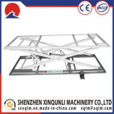Semi-automatique 0,4-0.6MPa de pression de l'air électrique pneumatique de la table de travail
